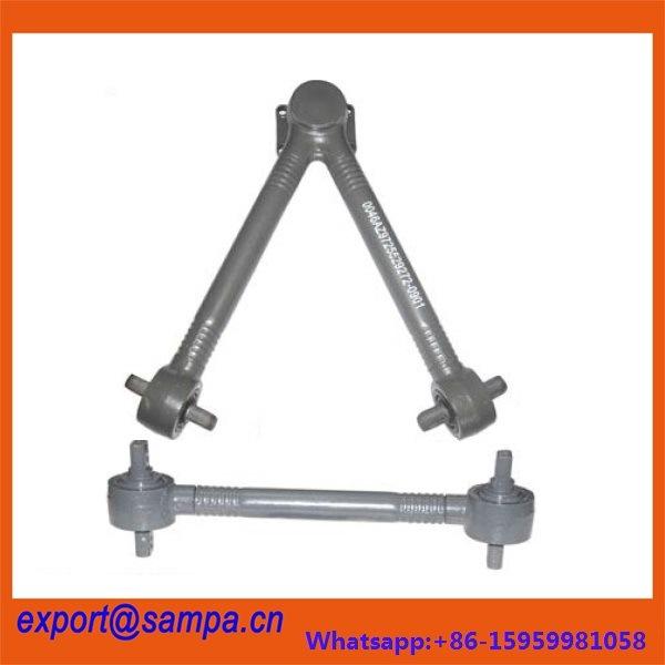 China HOWO Parts Control Arm Assy Traction Bar Az9631521175