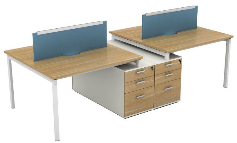 Novo design do mobili rio de escrit rio de esta o de for Mobiliario de escritorio fabricantes