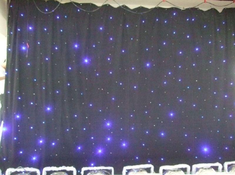 China Led Christmas Star Curtain Light With Ce China