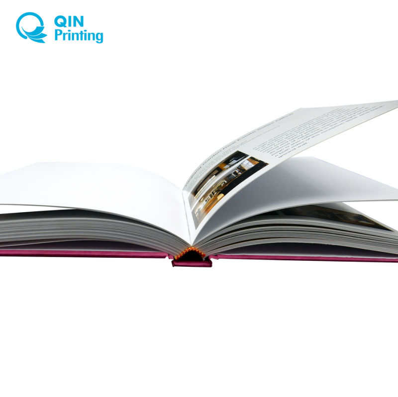 Lomo Cuadrado caso obligado impresión de libros de Color con ...