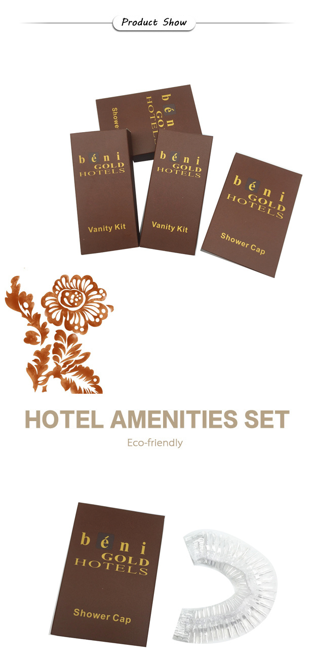 China Luxury Hotel Room Amenities List Supplier