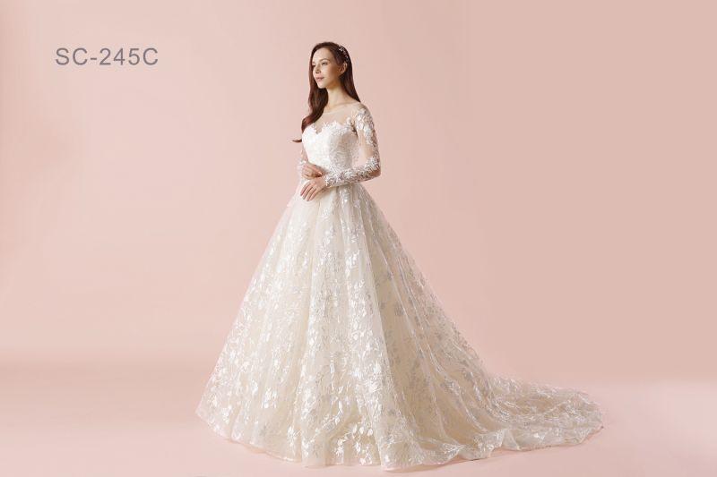 Nuevo diseño de moda vestido de novia para novia – Nuevo diseño de ...