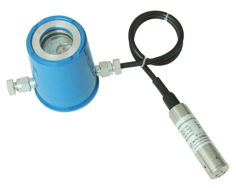 CE Approved Mpm416W Level Transmitter with High Accuracy