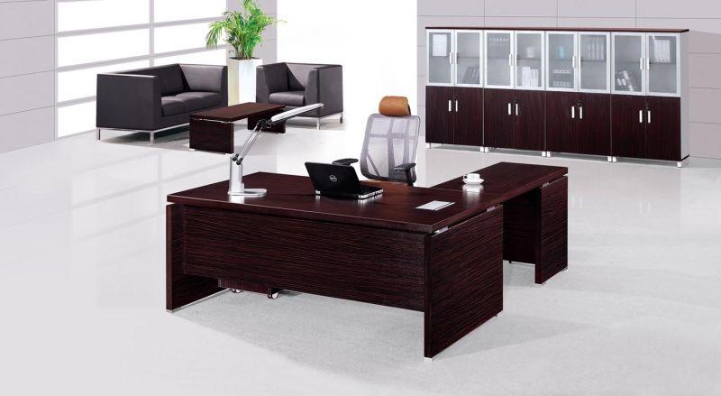 Les styles italien bureau table des cadres pour office cd