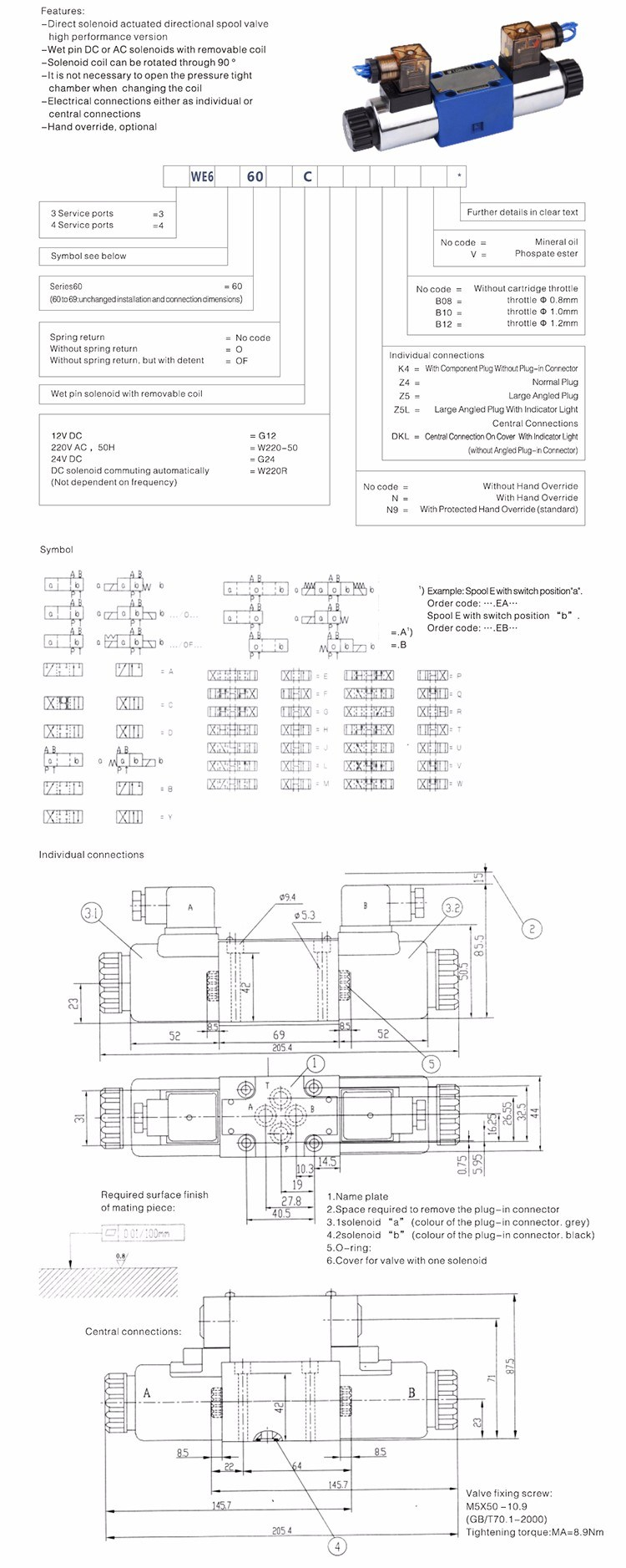 Dc 12v 3 Pin Plug Wiring Diagram French Electrical Foxconn Fan Wire G24 Diagrams Schematics 4 Prong 4we6 24v Series Rexroth Hydraulic