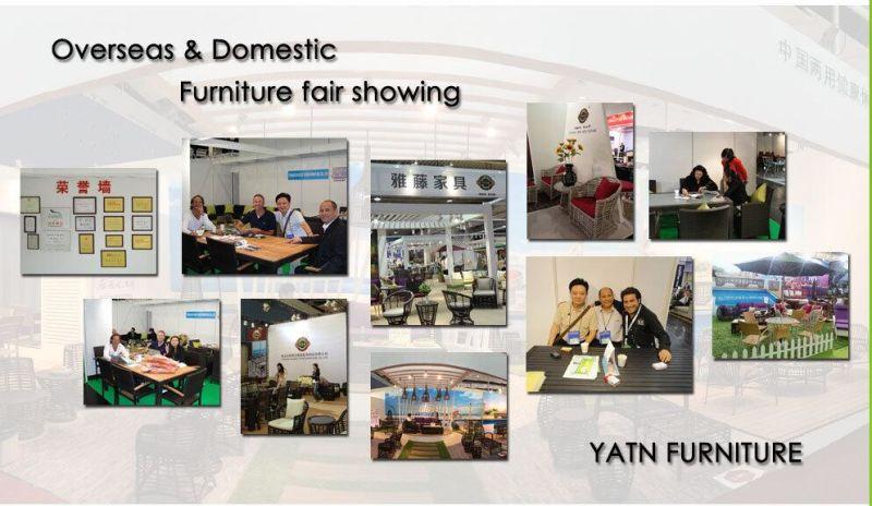 Cama con dosel de muebles de exterior rattan chaise lounge for Mueble tipo divan