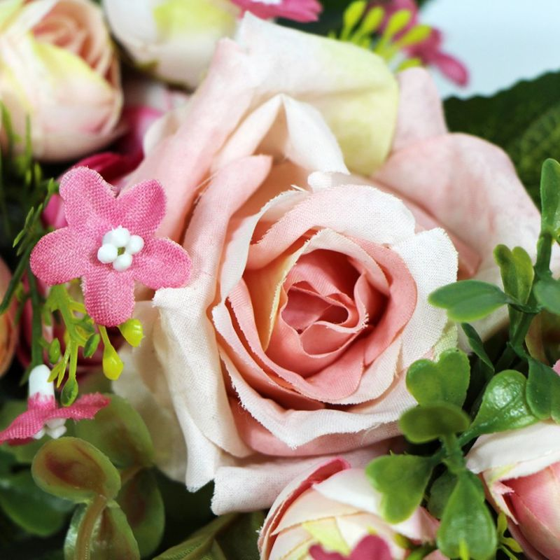 China Wholesale belleza corona de flores arreglos florales para ...