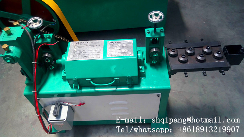 China 2.5-5.0 Steel Wire Straightening and Cutting Machine Tz2.5-5.0 ...