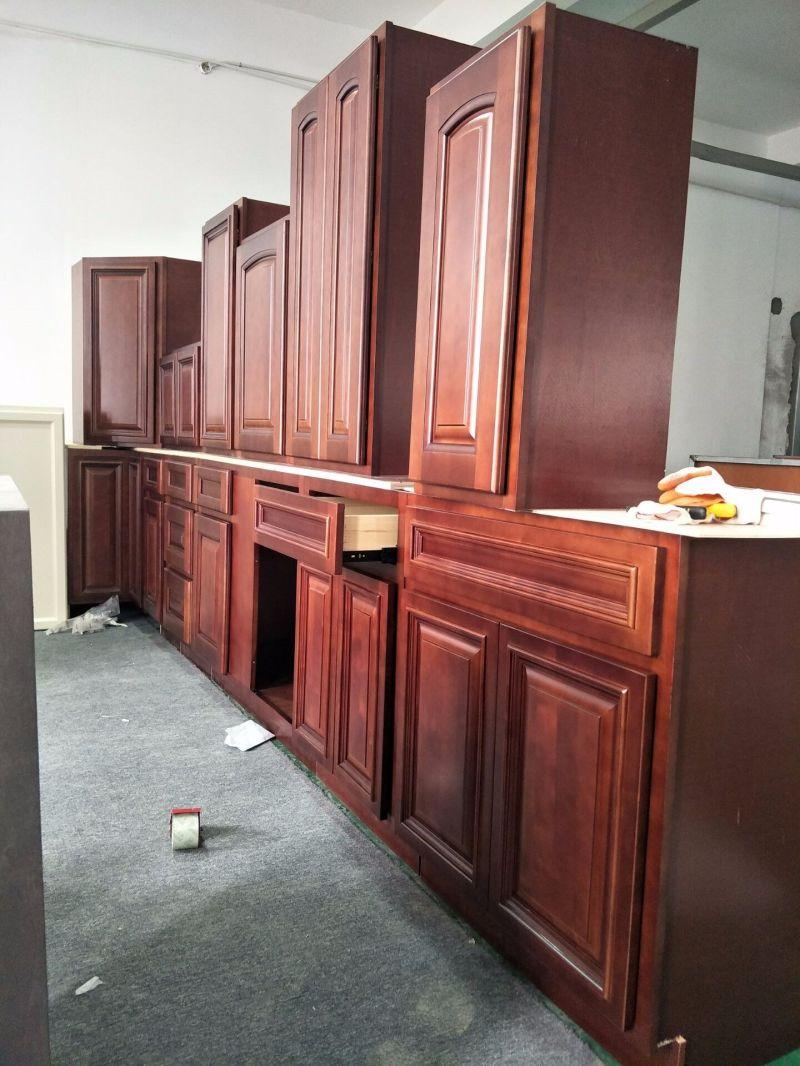 Estándar de EE.UU Maple manchar el barniz de madera maciza pintado ...