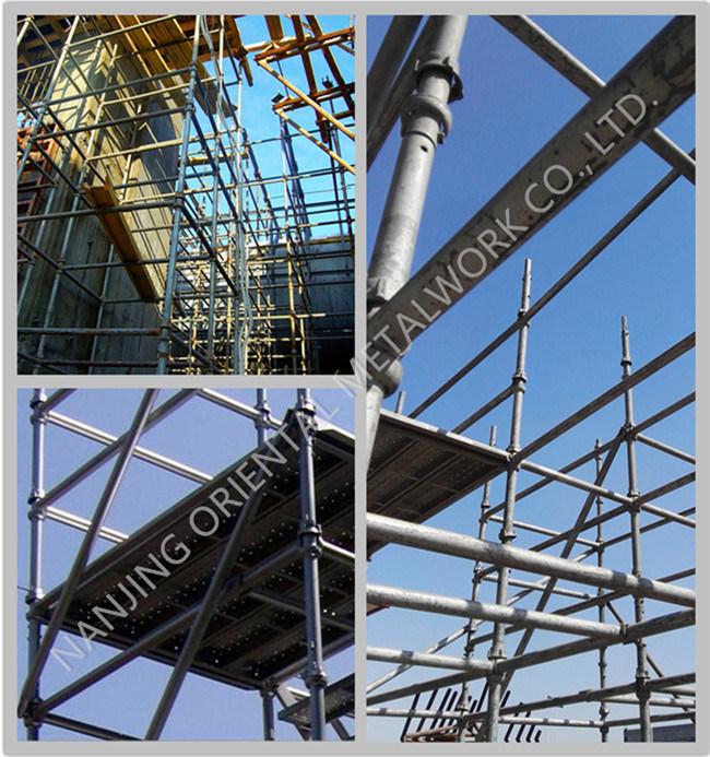 Cuplock Cup Top : China cuplock scaffolding horizontal ledger