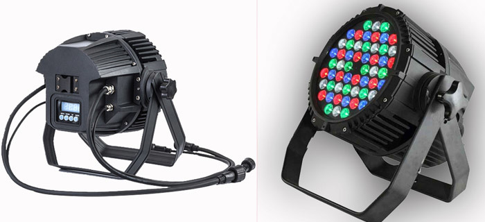 China 54x3w rgbw color outdoor ip65 waterproof led par can light 54x3w rgbw color outdoor ip65 waterproof led par can light with dmx control aloadofball Images
