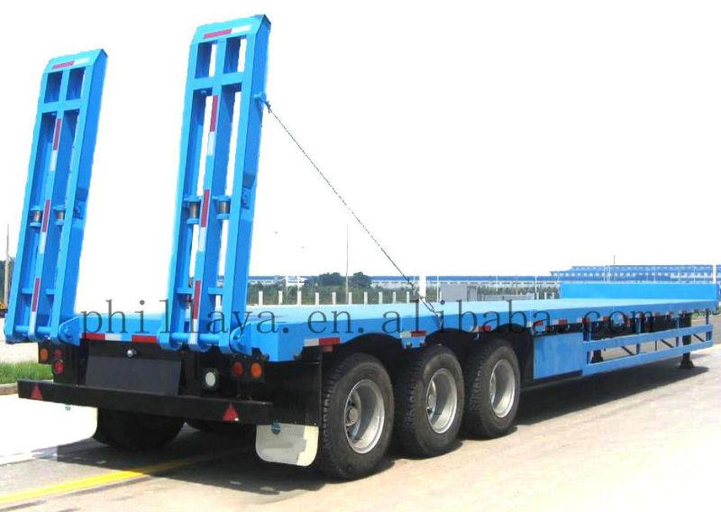 3 ejes usados camiones remolque cama baja Semi precios – 3 ejes ...
