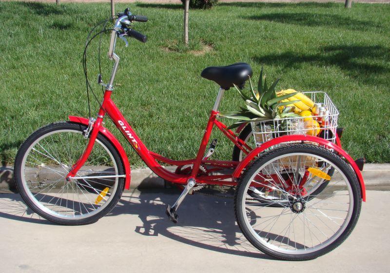 Fabricación y venta al por mayor de bicicletas tres ruedas Trike ...
