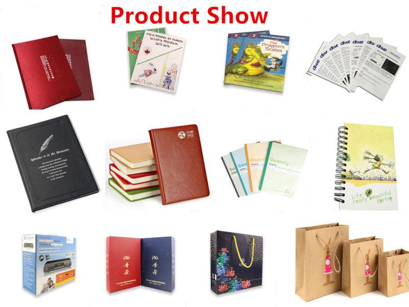 Impresión a todo color directo de fábrica Softcover libro para niños ...