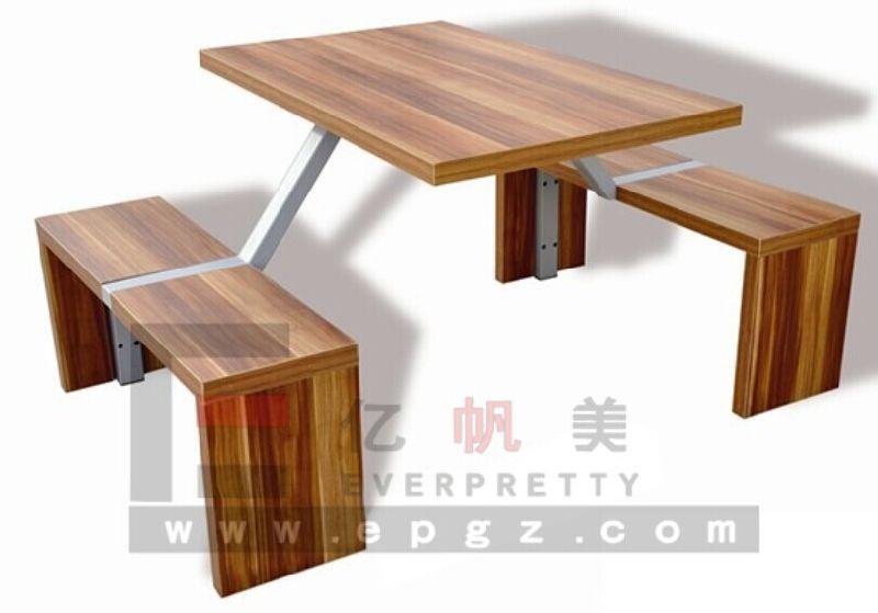 table manger et banc en bois pour salle de cantine scolaire table manger et banc en bois. Black Bedroom Furniture Sets. Home Design Ideas