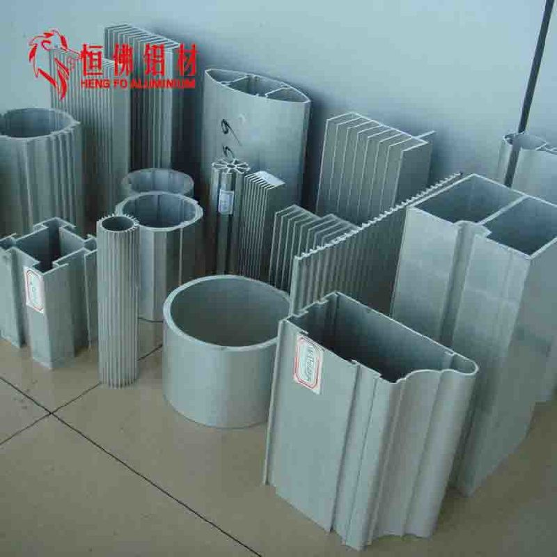 Quality Industrial Aluminum Extrusion Profiles Building Material