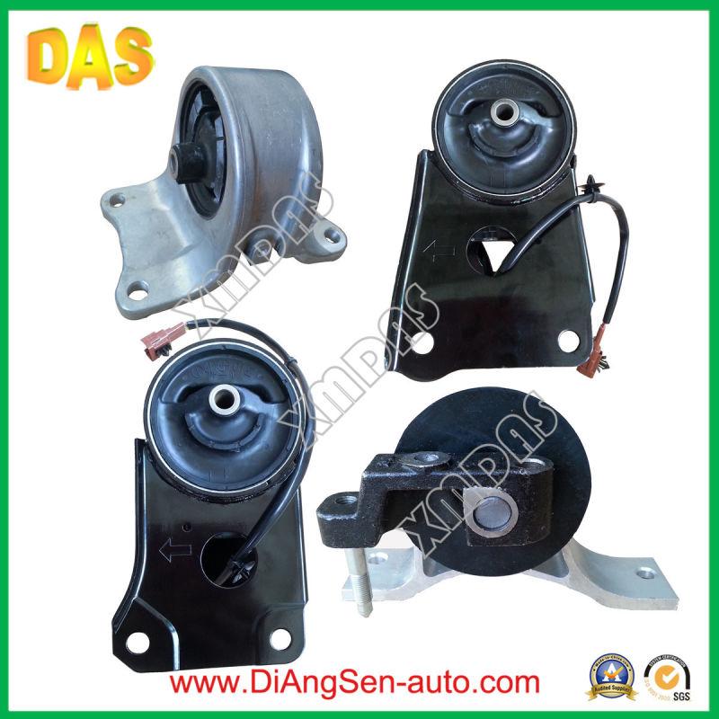 china repair auto parts engine rubber mounting  nissan versa    ed