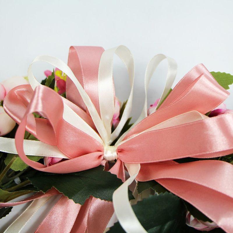 Venta caliente guirnalda de flores de plástico por parte de ...