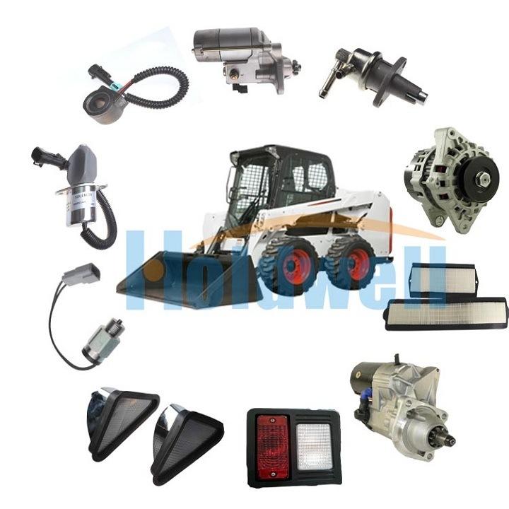 China Bobcat Fuel Pump 6677830 for Skid Steer Loader Diesel