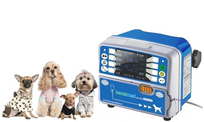 Mini Veterinary Infusion Pump (HK-100VET)