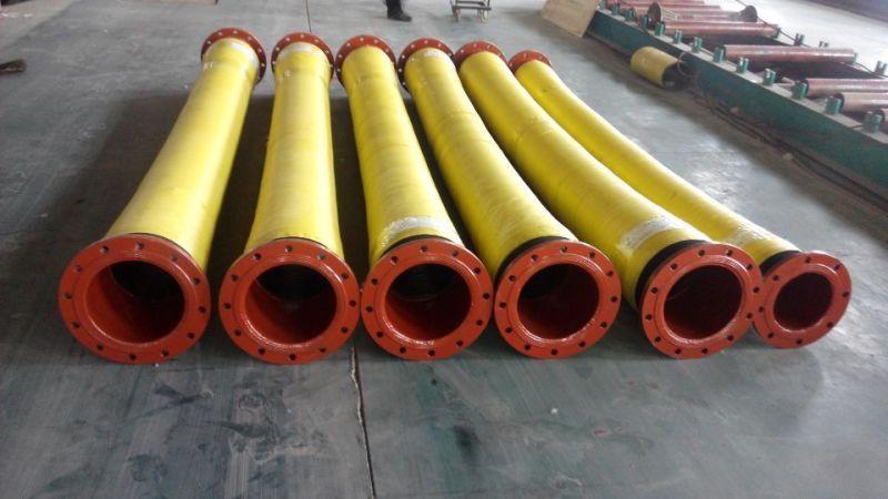 Tubo flessibile flessibile di gomma di aspirazione di for Tubo di scarico del riscaldatore dell acqua